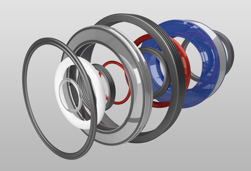 Kinds of Spiral Wound Gaskets