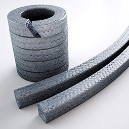 Braided Graphite Packing