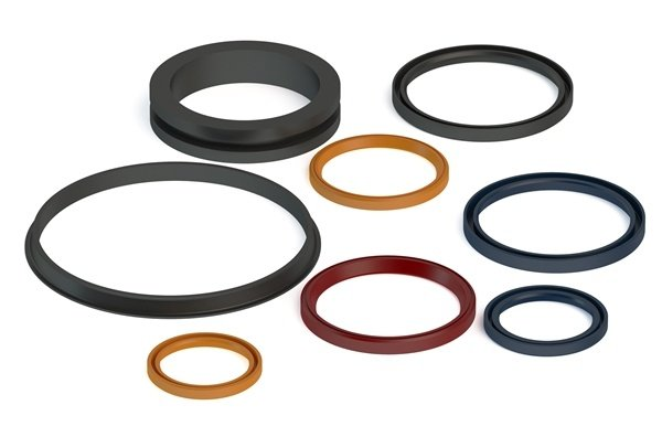 Restoring damaged rubber seals